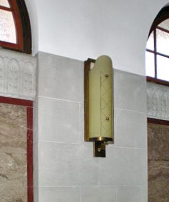 Restaurierung historischer Lampen im Hauptstaatsarchiv Dresden